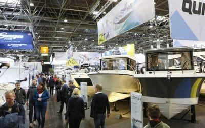 Rand op Boat Düsseldorf