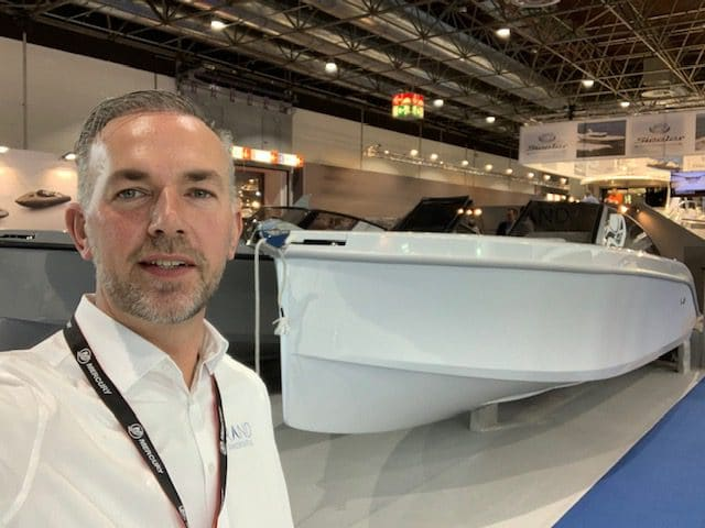 Belgian Boat Show 2020 rand 27 supreme