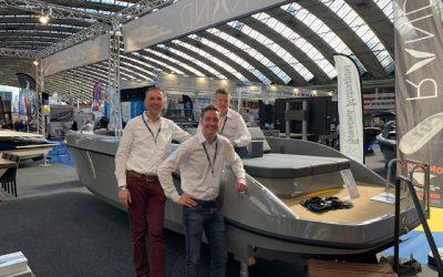 HISWA Rai Amsterdam Boat Show 2020 11 t/m 15 maart