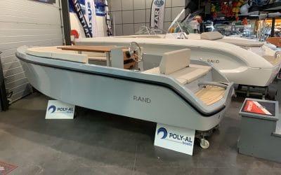 RAND Boats binnen bij onze collega in Deinze België